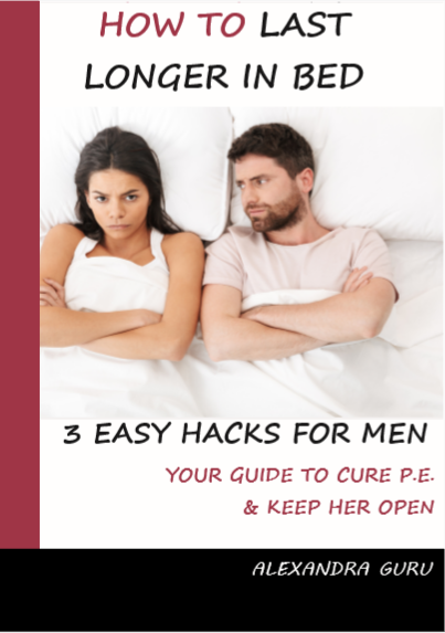 3 hacks for men to last longer in bed